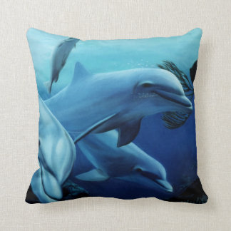DOLPHINS PILLOW