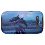 Dolphins playing in the ocean galaxy SIII cases