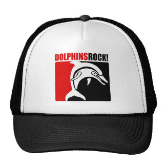 Dolphins Rock! #2 Trucker Hat
