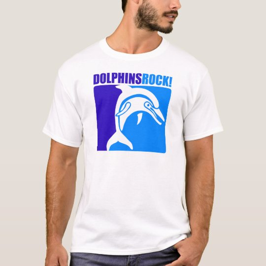 Dolphins Rock! T-Shirt