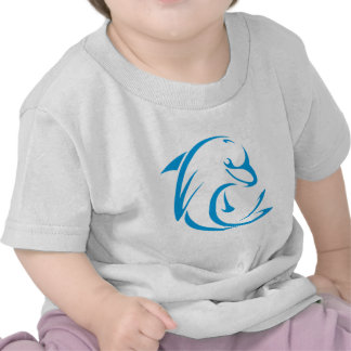 Dolphins T Shirt | Cool Dolphins T Shirt Logo