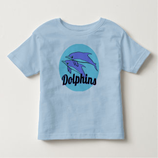 """Dolphins"" Toddler T-shirt"