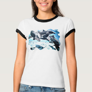 DOLPHINS two T-Shirt