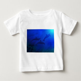 DOLPHINS UNDERWATER BABY T-Shirt