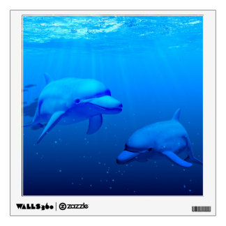 Dolphins Wall Sticker