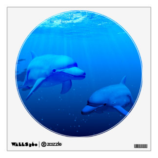 Dolphins Wall Graphics