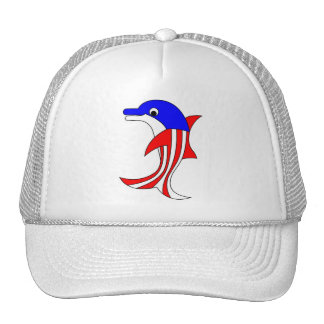 Dolphy - The American Dolphin Trucker Hat