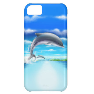 Dolpin at sea world case for iPhone 5C