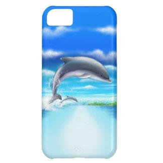 Dolpin at sea world iPhone 5C case