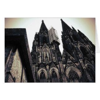 Dom de Kölner Tarjeta De Felicitación