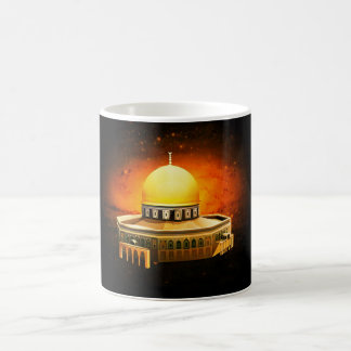 dom de la mezquita de piedra, (Jerusalén) Taza