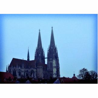 Dom de Regensburger Escultura Fotografica