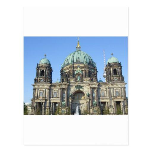 Dom del berlinés postal