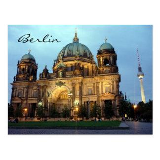 dom del berlinés tarjetas postales