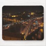 Dom Luis Iron Bridge in Porto Mouse Pad