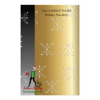 Dom Xmas Fairy Stationery Paper