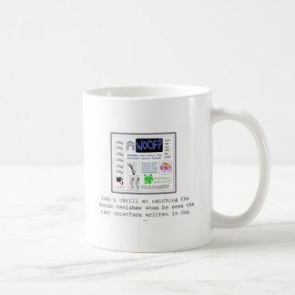 Domain Catcher (dog interface) Coffee Mug
