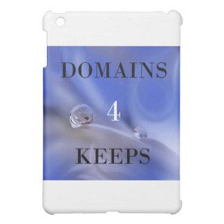 DOMAINS ARE 4 KEEPS iPad MINI COVER