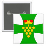 Domanin Ho Cz, Czech Republic flag Button