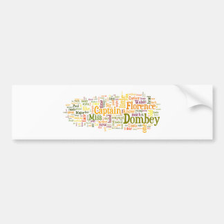 Dombey & Son Bumper Sticker