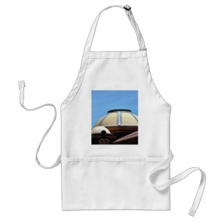 Dome At The Los Angeles Farmers Market Aprons