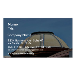 Dome At The Los Angeles Farmers Market Business Card