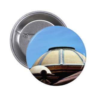 Dome At The Los Angeles Farmers Market Pinback Buttons