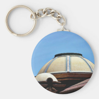 Dome At The Los Angeles Farmers Market Key Chain