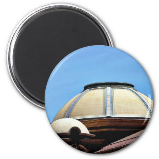 Dome At The Los Angeles Farmers Market Refrigerator Magnets