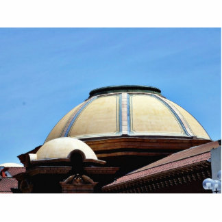 Dome At The Los Angeles Farmers Market Photo Cutouts