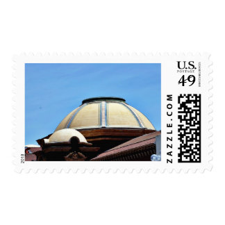 Dome At The Los Angeles Farmers Market Stamps