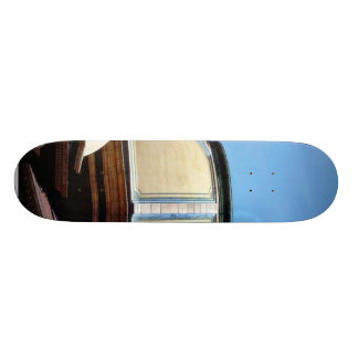 Dome At The Los Angeles Farmers Market Skateboard