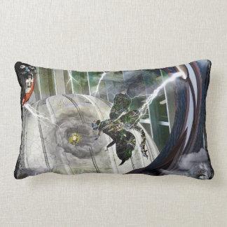 Dome Attack Lumbar Pillow