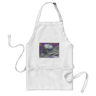 DOME CLOUDS.jpg Adult Apron