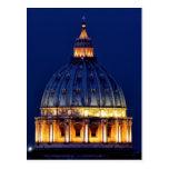 Dome of Saint Peter Postcard