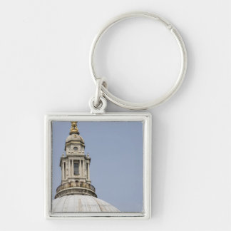 Dome of St Paul's Cathedral Key Chain