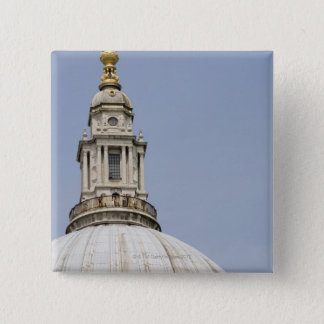 Dome of St Paul's Cathedral Pinback Button