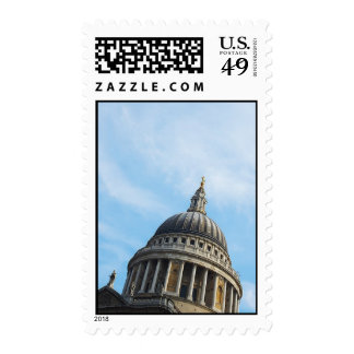 Dome of St Paul's Cathedral Stamps
