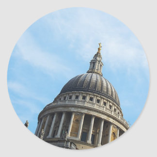 Dome of St Paul's Cathedral Sticker