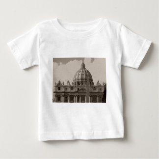 Dome of St Peters Basilica Rome Baby T-Shirt