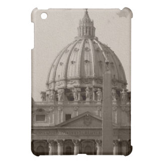Dome of St Peters Basilica Rome iPad Mini Covers