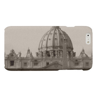 Dome of St Peters Basilica Rome iPhone 6 Case