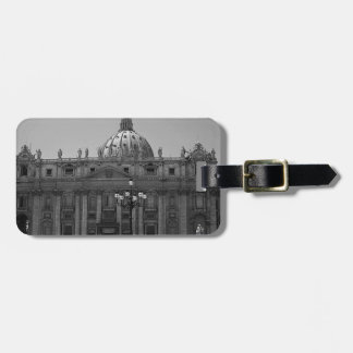 Dome of St Peters Basilica Rome Luggage Tag