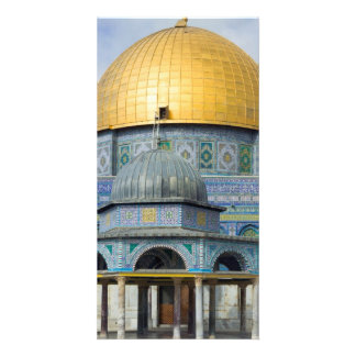 Dome of the Chain Temple Old City of Jerusalem Photo Greeting Card