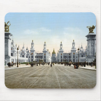 Dome of the Invalides Mouse Pad