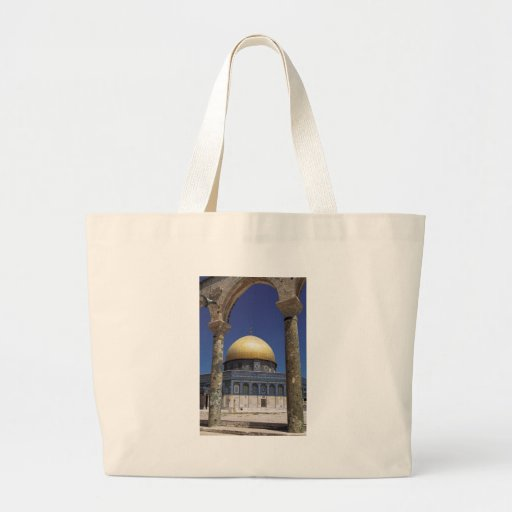 Dome of the Rock Canvas Bag