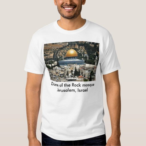 Dome of the Rock, Dome of the Rock mosque Tshirt