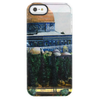 Dome of the Rock, Jerusalem Clear iPhone SE/5/5s Case