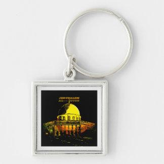 Dome of the Rock, Jerusalem Keychain