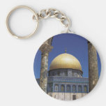 Dome of the Rock Key Chain